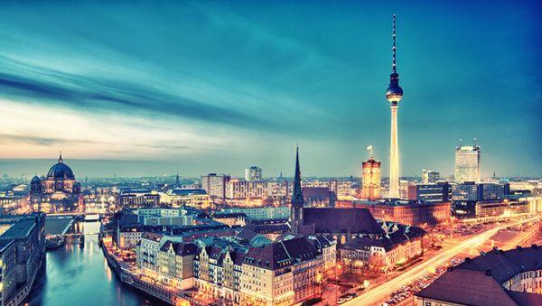 #berlin #berlinskyline
