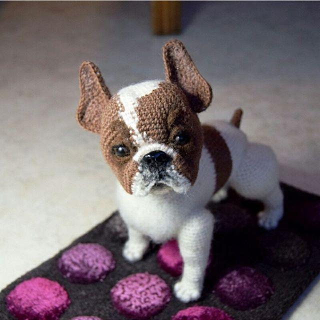 Amigurumi Bulldog Pattern : 3831 best images about Amigurumi on Pinterest Free ...