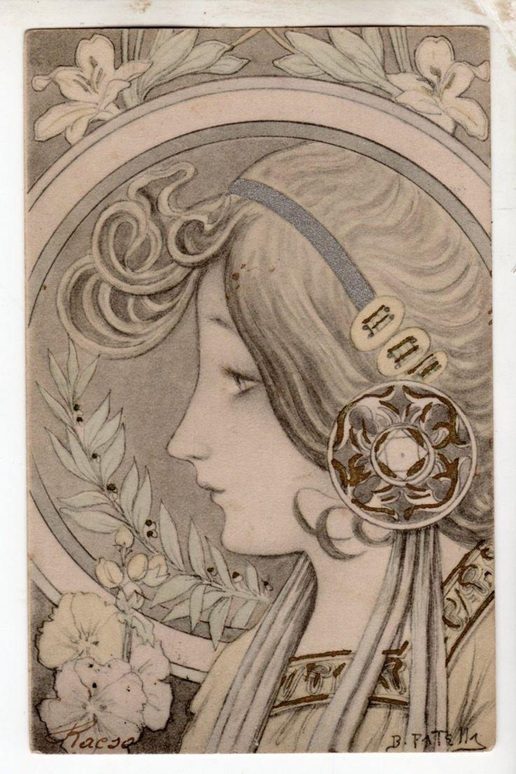 The best images about Art Nouveau on Pinterest Art deco design