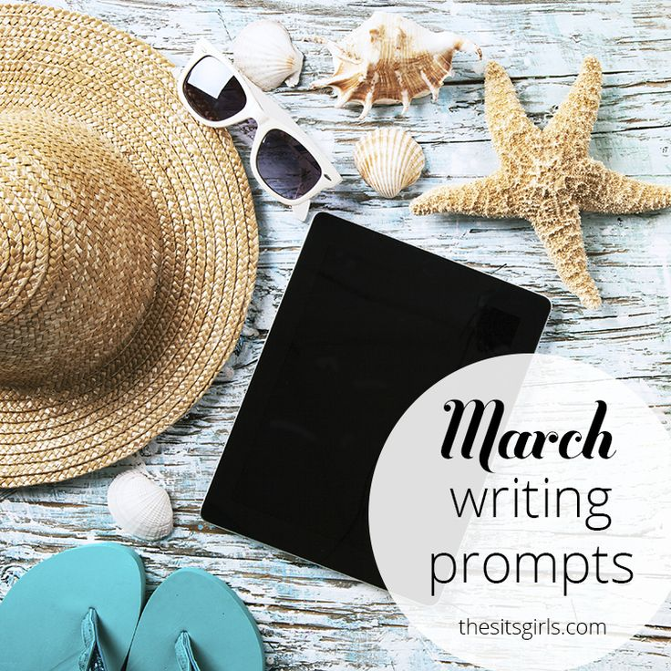 march writing prompts Writing prompts for march we provide events that are related to each day you will find holidays, historical events, birthdays and other interesting and.