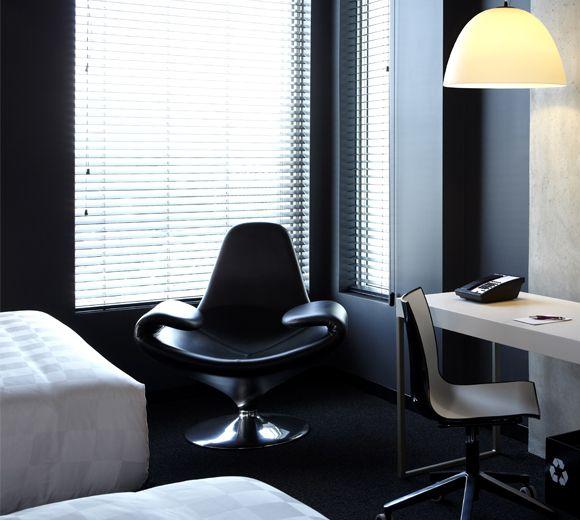 LEMAYMICHAUD | ALT | Halifax | Architecture | Design | Hospitality | Hotel | Room | Bed | Chair | Lighting | Window | Desk
