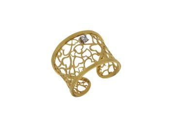 Δαχτυλίδι σε Χρυσό 14K Σεβαλιέ με καρδούλες και ένα ζιργκόν #Ring  #Gold #Knight #hearts #zircon #handmade #craftsmanship #goldsmith #Thessaloniki #Greece 25627