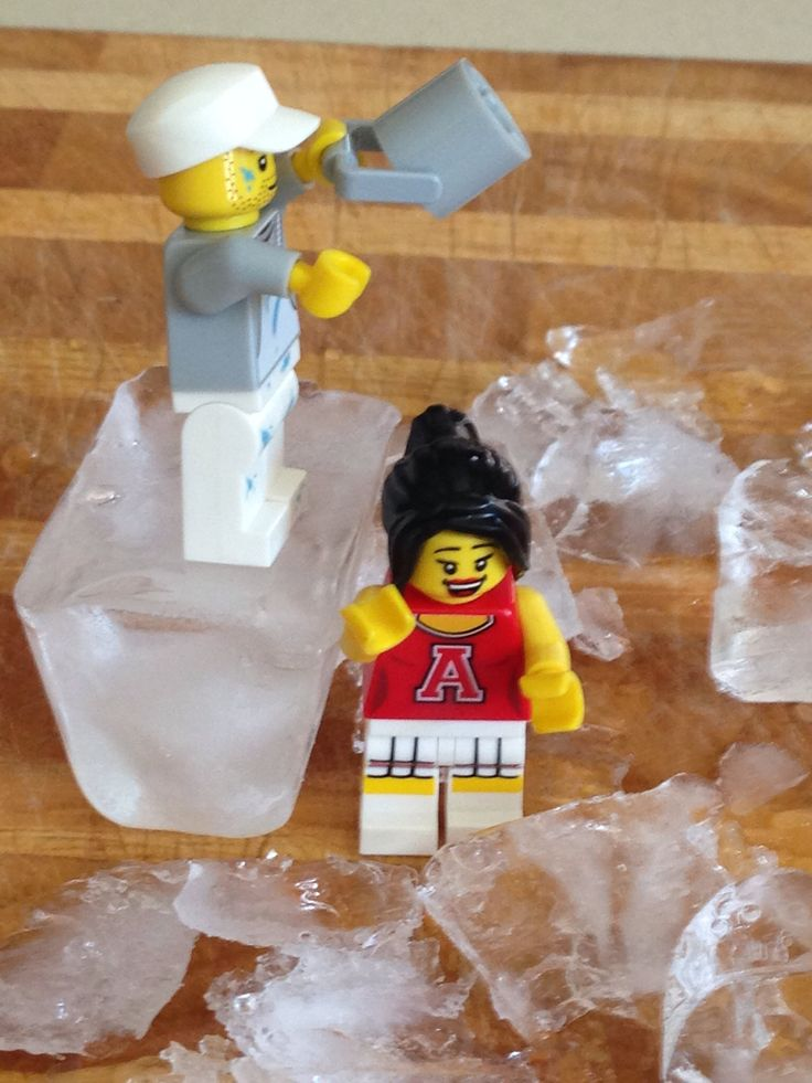 #IceBucketChallenge in support of ALS.  www.minifigureking.com encourages you to donate at www.alsa.ca