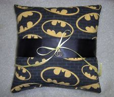 batman wedding ring pillow!!!!!!!!!!!!!!!!!!!!!!!!!!!!!!!!!!!!!!!!!!!!!!!!!!!!!!!!!!!!!!!!!!!!!!!!!!!!!!!!!!!!!!!