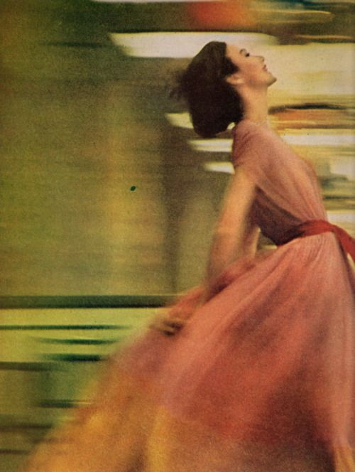 Photographed by Gordon Parks for April 1961 LIFE magazine: #vintage #photography
