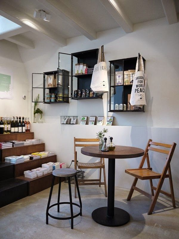 17 Best Images About 21 Juice Salad Bar On Pinterest: interior design shops amsterdam