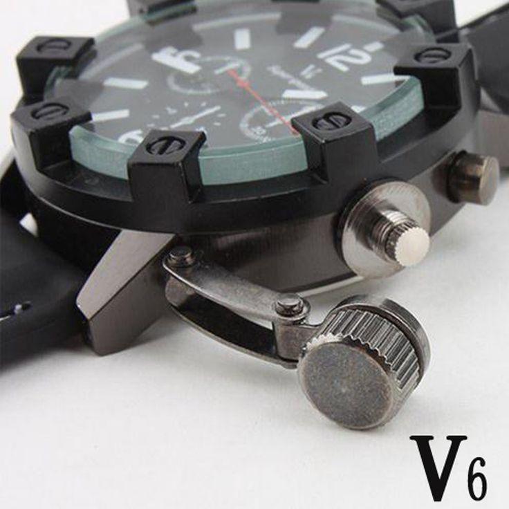 $7.74 (Buy here: https://alitems.com/g/1e8d114494ebda23ff8b16525dc3e8/?i=5&ulp=https%3A%2F%2Fwww.aliexpress.com%2Fitem%2FMen-Brand-Sport-Military-Watches-Fashion-Casual-Quartz-Watch-Leather-Analog-Men-2016-New-V6-Luxury%2F32675621497.html ) New Watch Men Sport Military Watches Brand Fashion Casual Quartz Watch black waterproof Clock Men Wristwatch Relogio Masculino for just $7.74