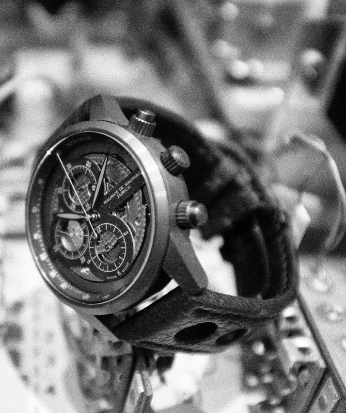 Swiss luxury bespoke watches from Maurice de Mauriac.   http://mauricedemauriac.ch/home.php