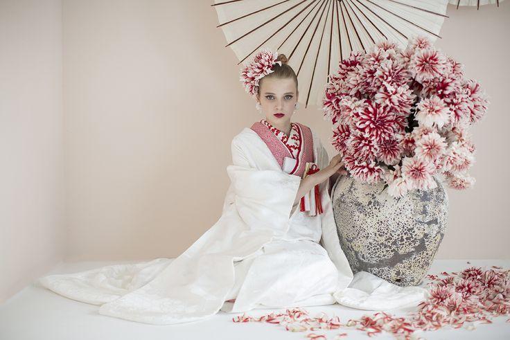 AYUMI BRIDAL KIMONO kyoto japan