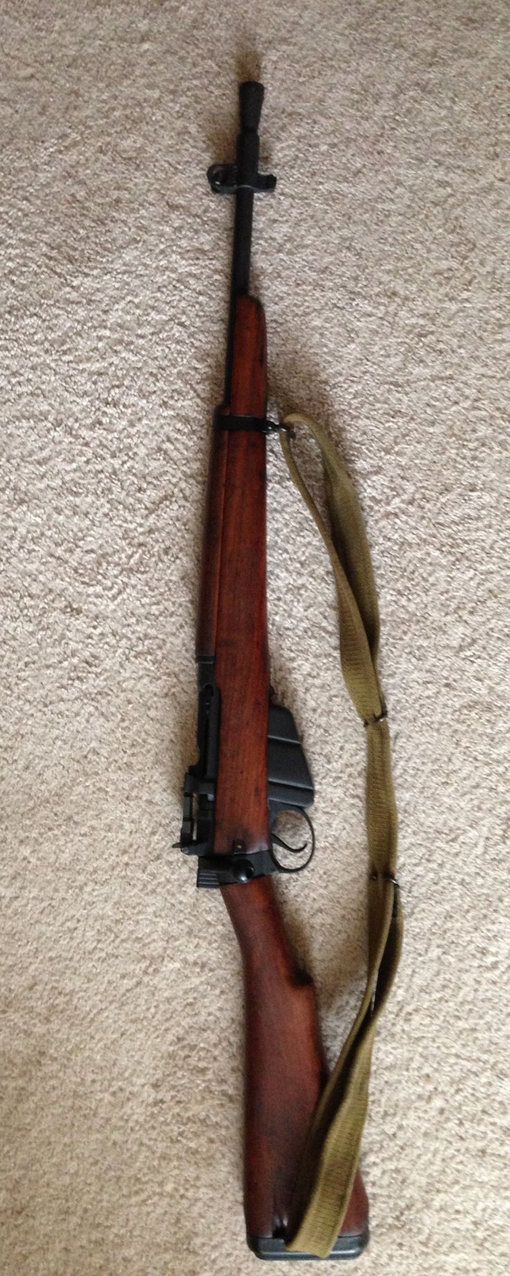 "Lee Enfield No. 5 Mk 1 ""Jungle Carbine"" .303 British"