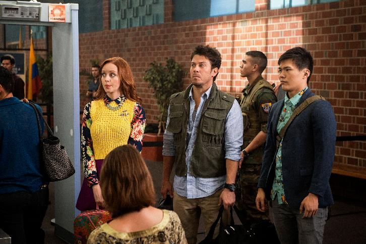 The Librarians - Episode 3.06 - And the Trial of the Triangle - Promo Promotional Photos & Press Release