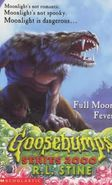 Goosebumps: Full Moon Fever No. 22 by R. L. Stine (1999, Paperback)