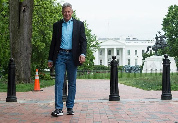 Can Libertarian Gary Johnson Be a Factor in 2016? | TIME