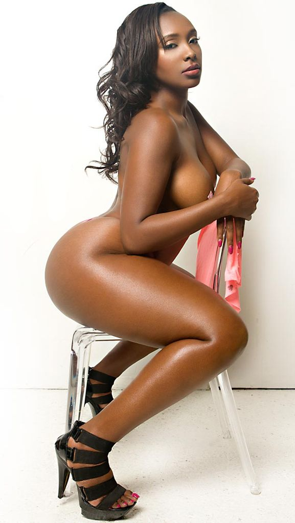 ebony candy girl
