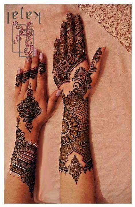 #mehendi #design #arabic