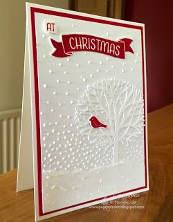 Stampin Up Demonstrator UK Pegcraftalot Peg Coombes: Thoughtful Branches and I Stamped This - Stampin' Up!  :))