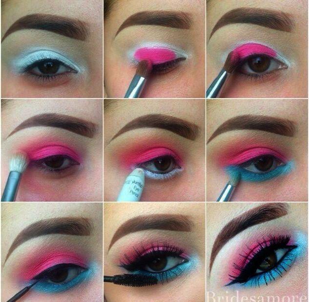 Makeup Revolution Eye Glitzern obwohl Makeup Geek P …