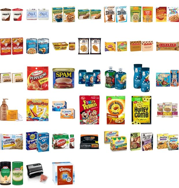 graphic relating to Post Cereal Printable Coupons named fresh printable discount coupons for gerber, kleenex, loreal, report