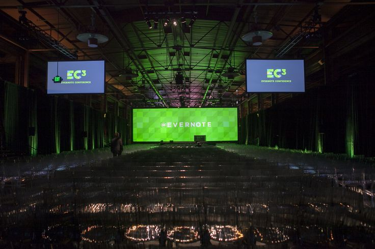 EC3 - #EC2013: Announcements this big with a stage and venue to match