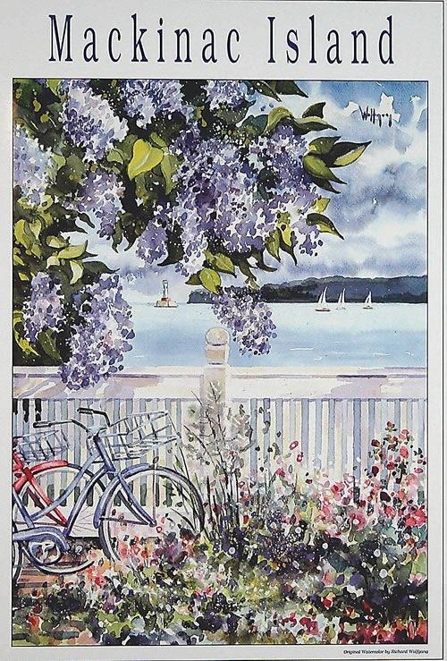 Lilacs And Love Mackinaw Island Too In 2019 Mackinac
