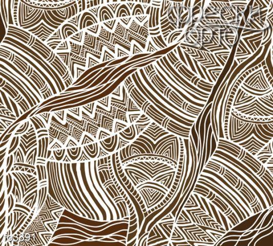 Африканские узоры fo 3391 - Текстуры и фактуры - Интернет-магазин AstudioDesign