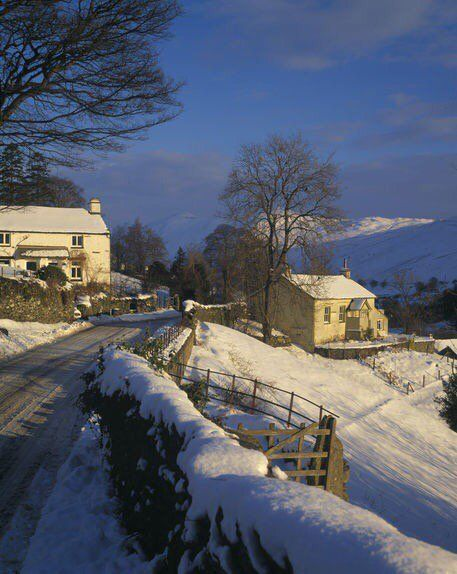 Troutbeck, Lake District, Cumbria