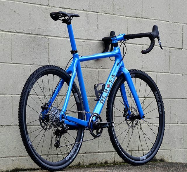The Sfida Gravel Bike Because Derosa Is More Than Just A Road