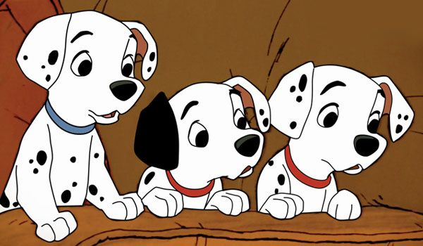 101 Dalmatians - favorite Disney film