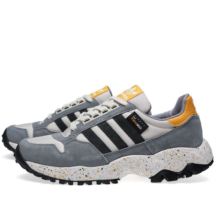 Adidas ZX 500 Trail (Crag, Solid Grey & Light Clay)
