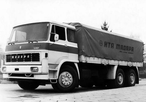 Madara-LIAZ 100 MT4 1972–83