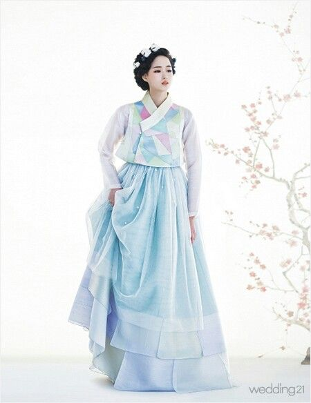 Korea dress Hanbok