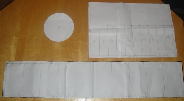 How to make a bag. Make A Bingo Bag - Step 1
