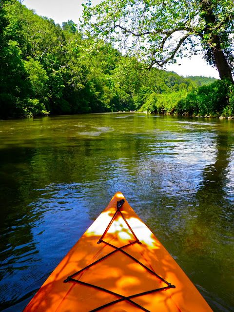 New River kayaking and Ashe County, NC tour