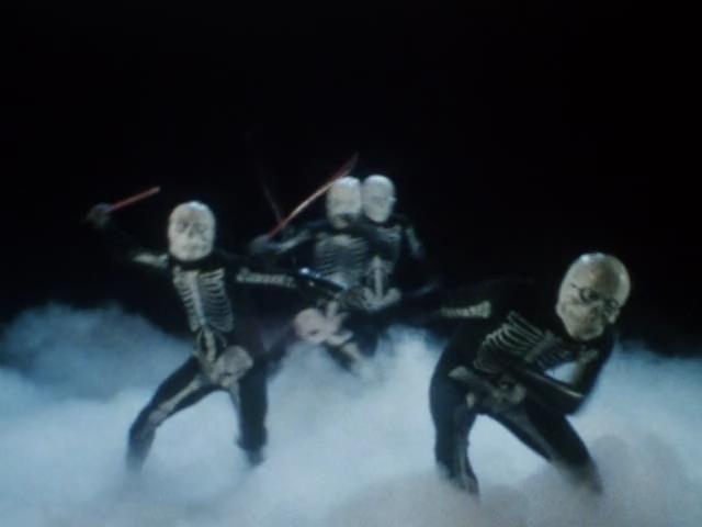 mighty morphin power rangers skeleton warriors | Mighty Morphin Power Rangers (season 1) Monster List - GrnRngr.com