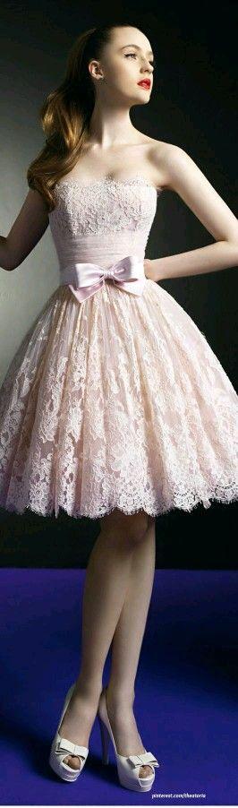 Vestido elegante tipo balet