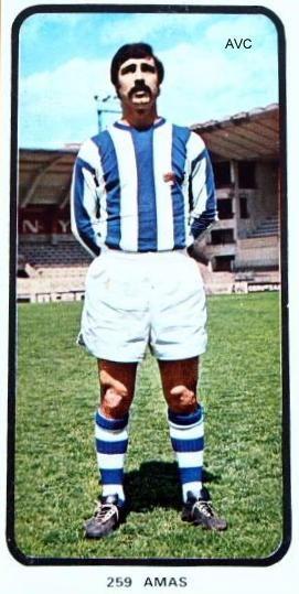 AMAS (R. Sociedad - 1973) Ed. Ruiz Romero