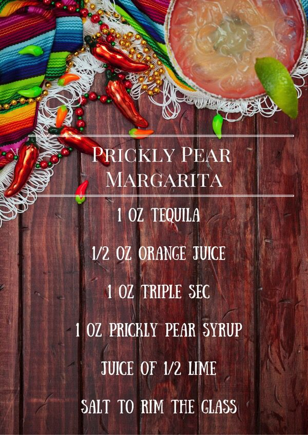 Prickly Pear Margarita