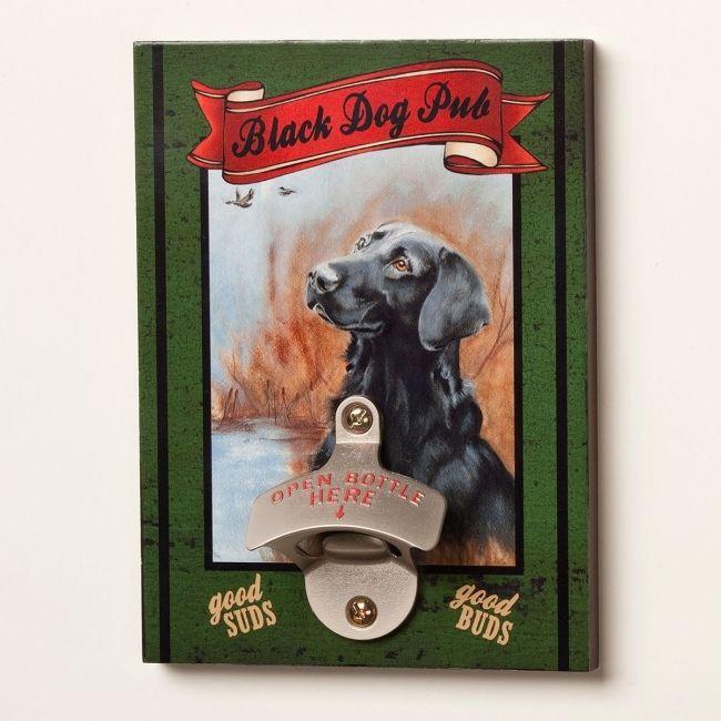 Black Dog Pub Bottle Opener - American Expedition