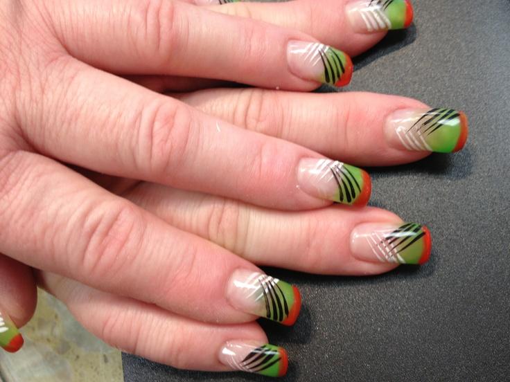 نتيجة بحث الصور عن cute ideas for solar nails