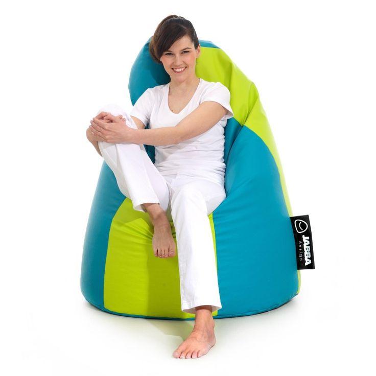Volcano two colored beanbag is a great solution for teenagers to relax. Volcano to dwukolorowa pufa w kształcie wulkanu. Doskonały wybór dla nastolatka…