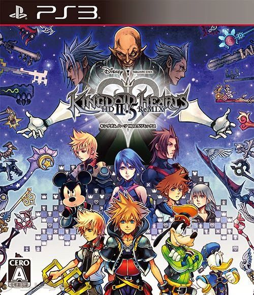 Juegos para todos: Kingdom Hearts HD 2.5 ReMIX