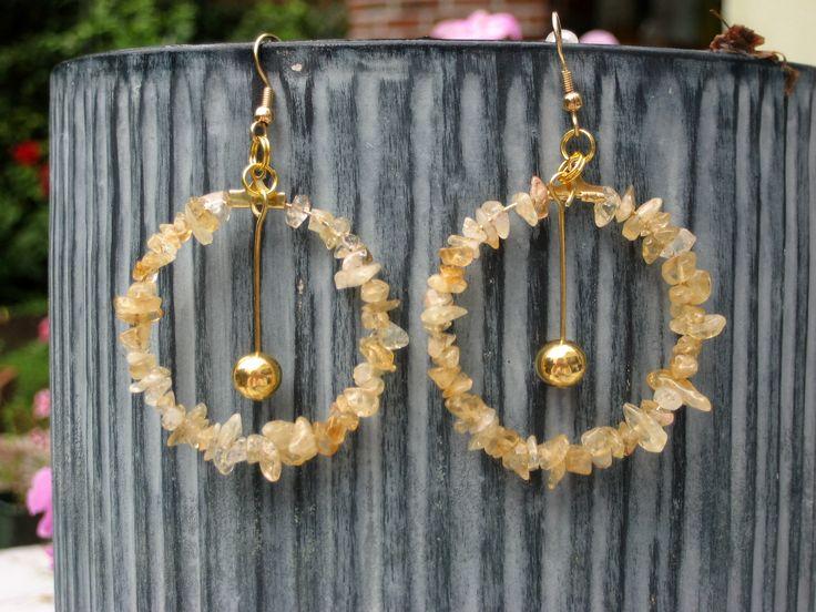 Moois van ' M(i)e': juwelen - MAAK HET ZELF : materiaal : splitkralen