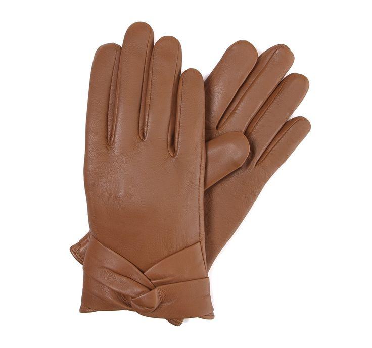 Rękawiczki damskie 39-6-218-L