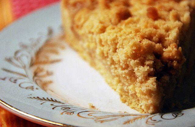Hazelnut Brown Sugar Apple Tart by kimberley blue, via Flickr