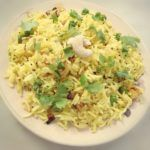 Garlic and Onion Pulao Recipe