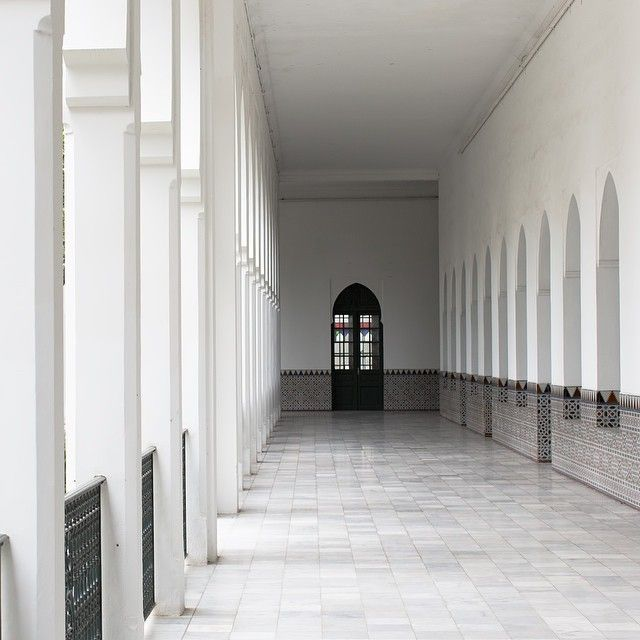 Palais des Institutions italiennes @ #Tanger #Tangier #architecture #travel #voyage #Maroc #Morocco #magazine #ipad #nowmaroc
