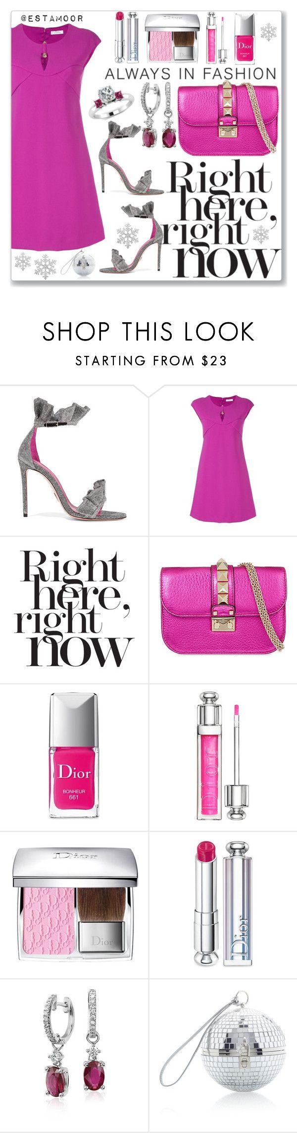 """Без названия #182"" by estamoor on Polyvore featuring мода, Oscar Tiye, Versace, Christian Dior, Blue Nile, Dolce&Gabbana и Shishi"