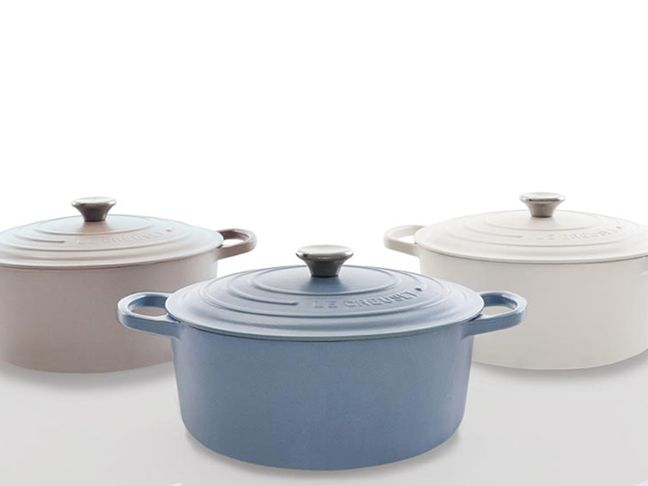 le creuset colors   Le Creuset Introduces the Matte Collection, and We're Drooling