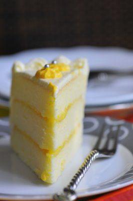 Triple Lemon Chiffon Cake (Sugar & Everything Nice). Lemon chiffon + rich lemon curd + lemon cream frosting.