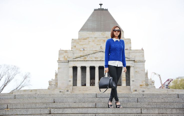New Blog Post Up : The Shrine of Remembrance  www.phwayphway.com